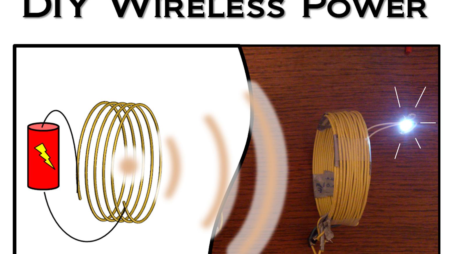 Wireless Power Hobby Kit By Jonathan Byron Kickstarter Us Electronic Circuits Tutorials Engineering Projects