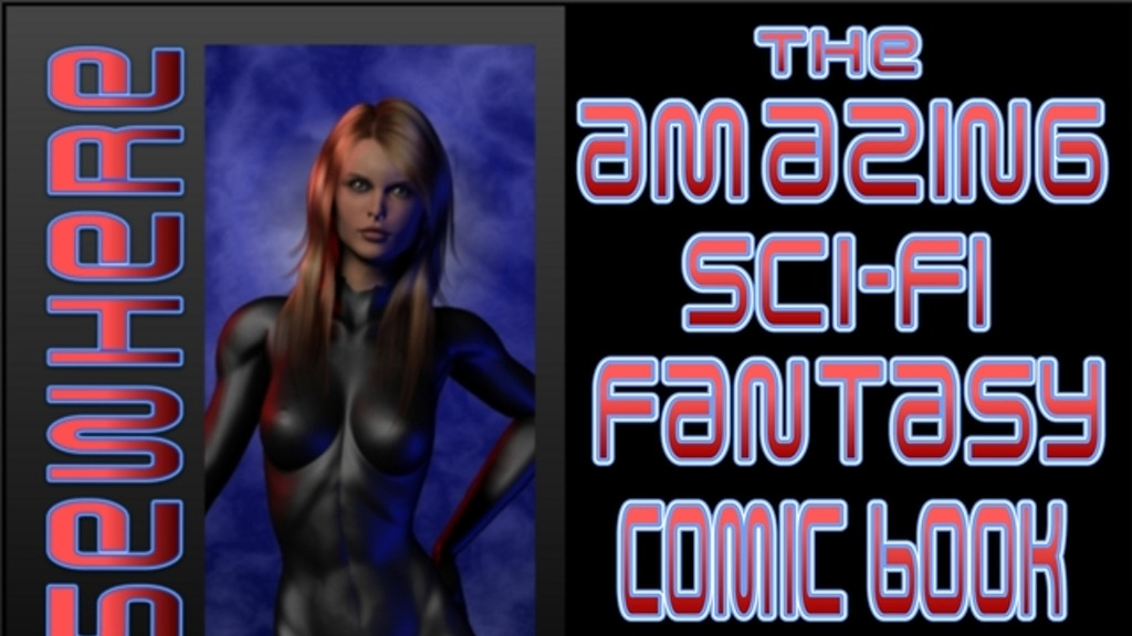 Elsewhere: The Remarkable Sci Fi Comic Book Adventure project video thumbnail
