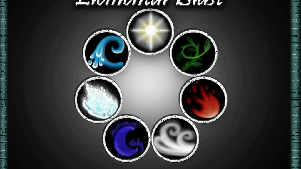 Elemental Blast: The Strategic Card Game project video thumbnail