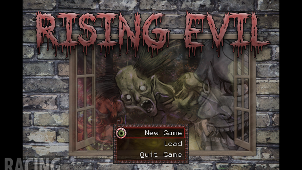 RISING EVIL - Horror Action RPG project video thumbnail