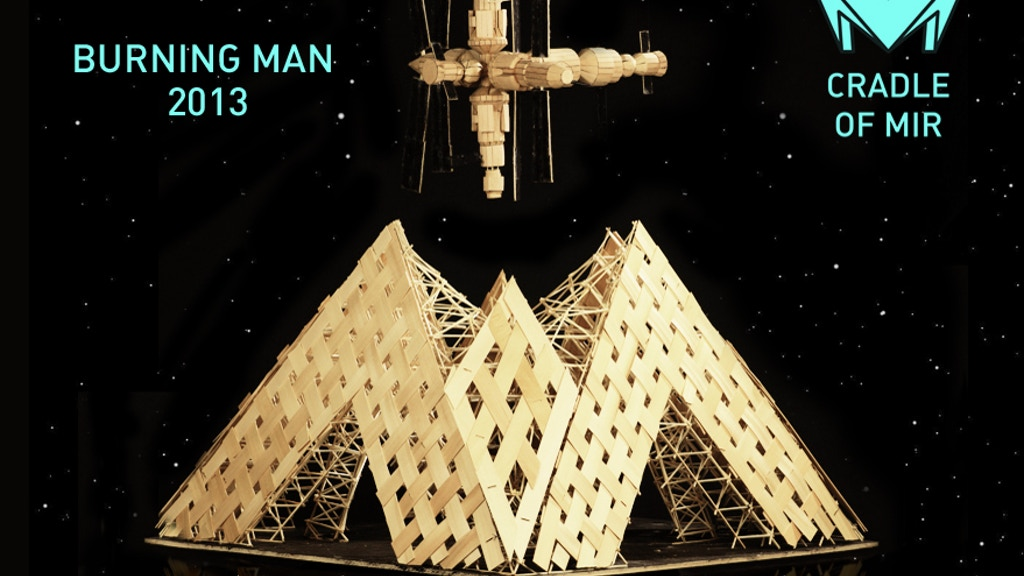 The Cradle of MIR at Burning Man 2013, Russian Team project video thumbnail