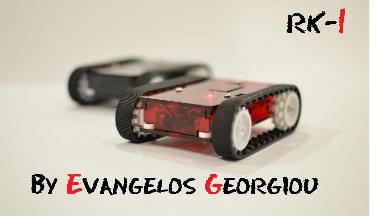 RK-1 | a wifi Arduino mobile robot for iOS & Android devices