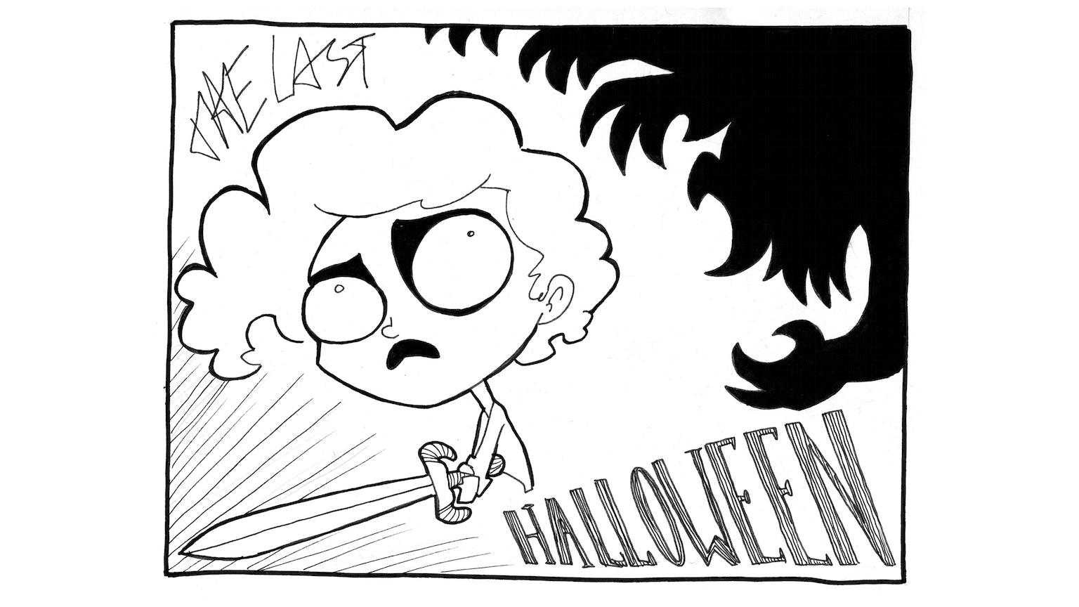 2013: The Last Halloween by Abby Howard —Kickstarter