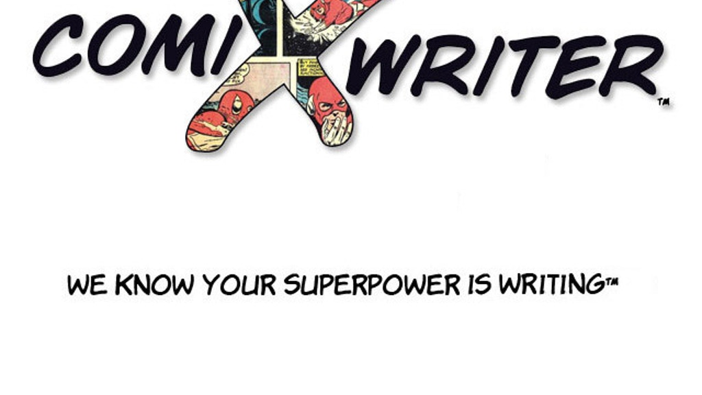 ComiXwriter-Scriptwriting software for Comic Books project video thumbnail