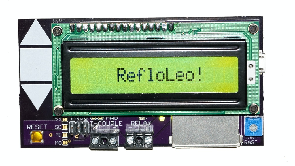 RefloLeo project video thumbnail