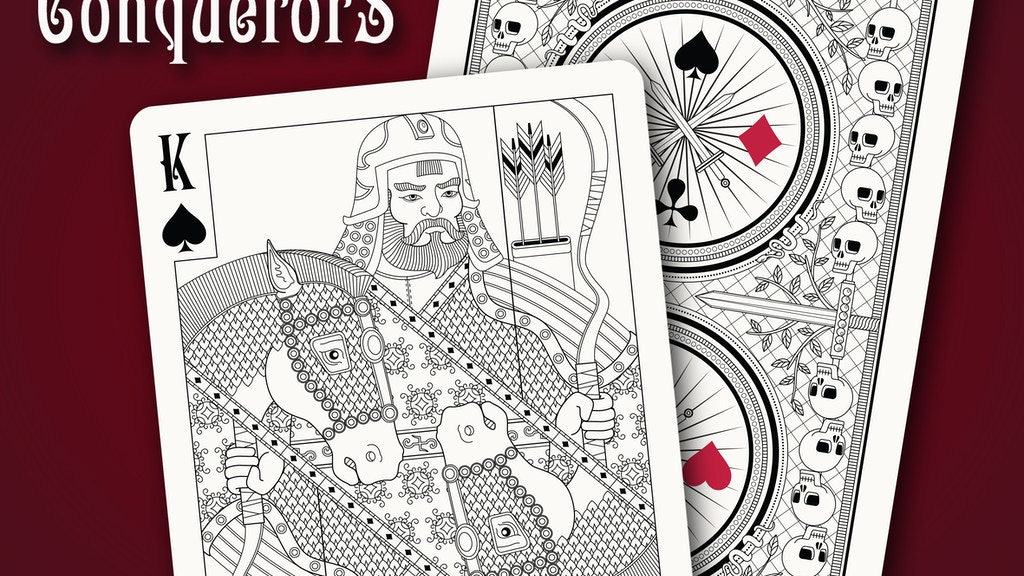 Project image for Sin Cards - Conquerors (Canceled)