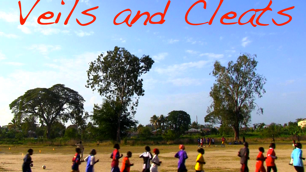 Veils and Cleats project video thumbnail