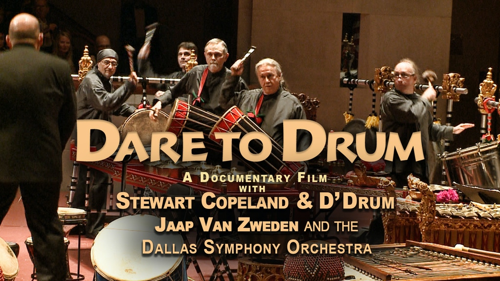 Dare to Drum: A Documentary Film project video thumbnail