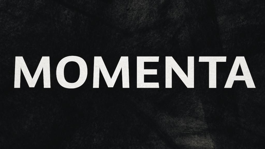 MOMENTA project video thumbnail