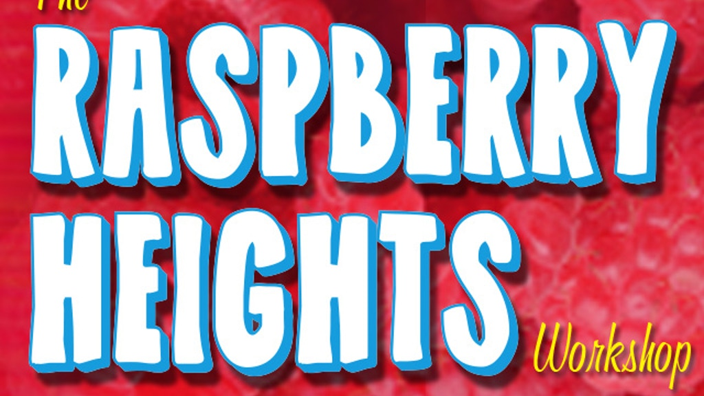 Raspberry Heights Workshop project video thumbnail