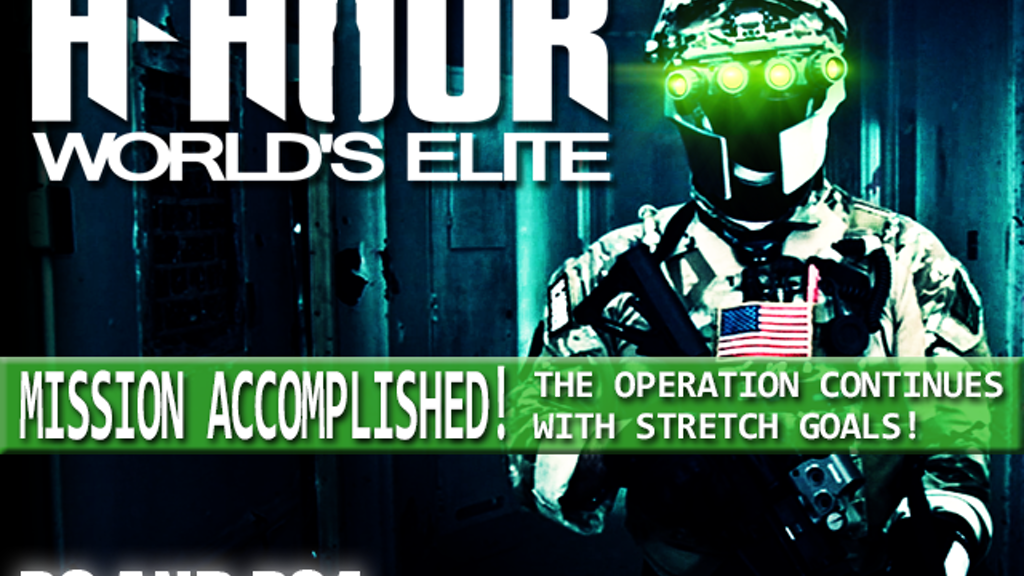 H-Hour: World's Elite project video thumbnail