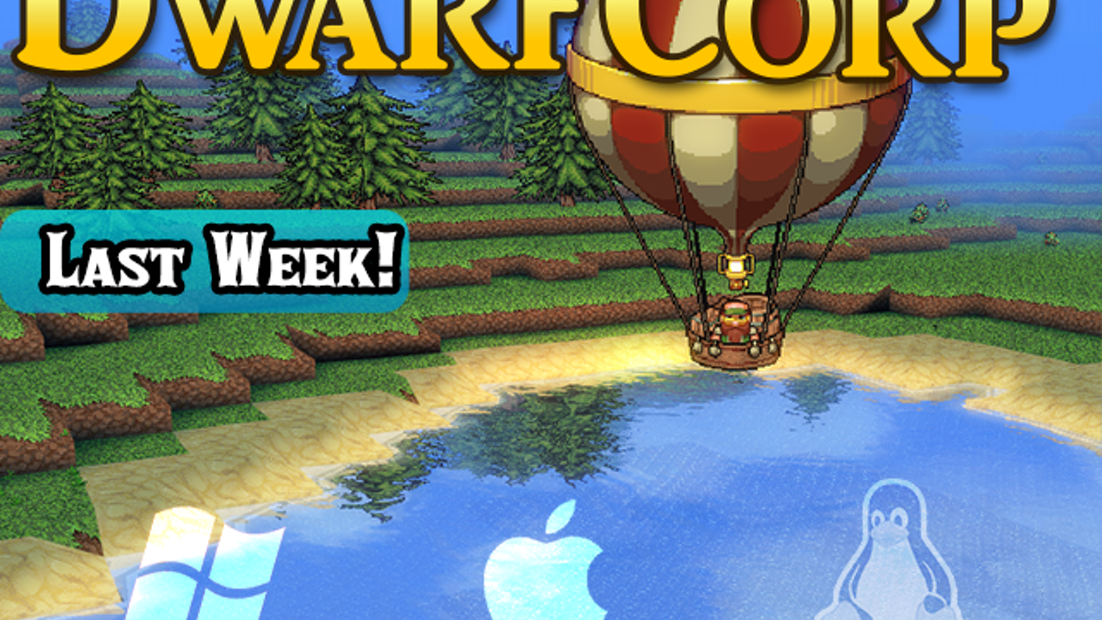 DwarfCorp by Completely Fair Games, Ltd  — Kickstarter