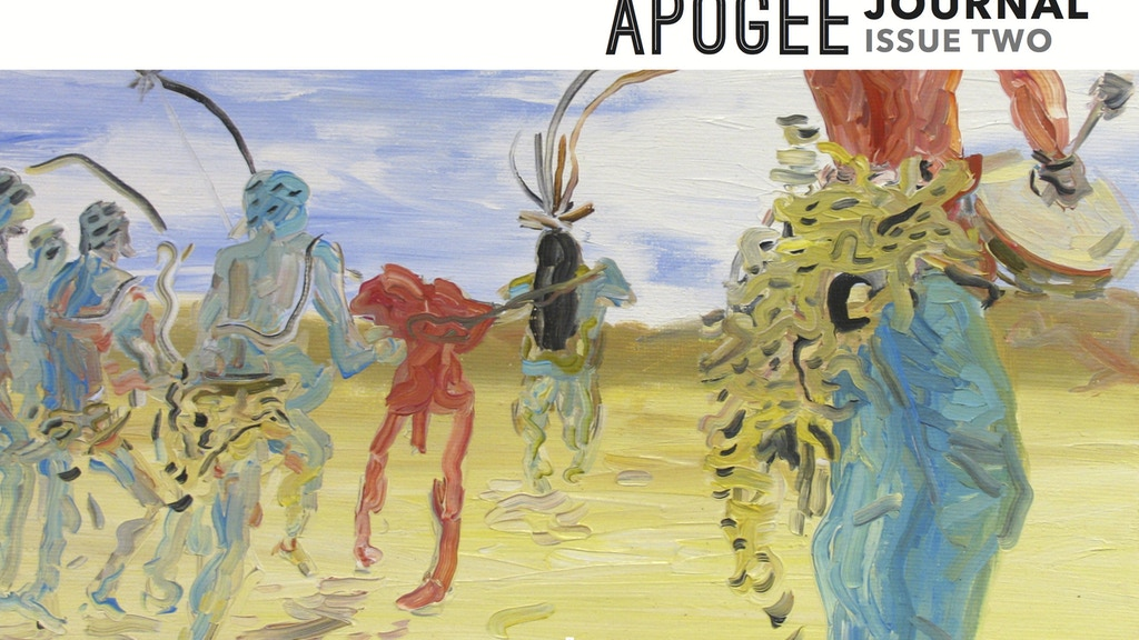 Print Apogee Journal Issue Two! project video thumbnail
