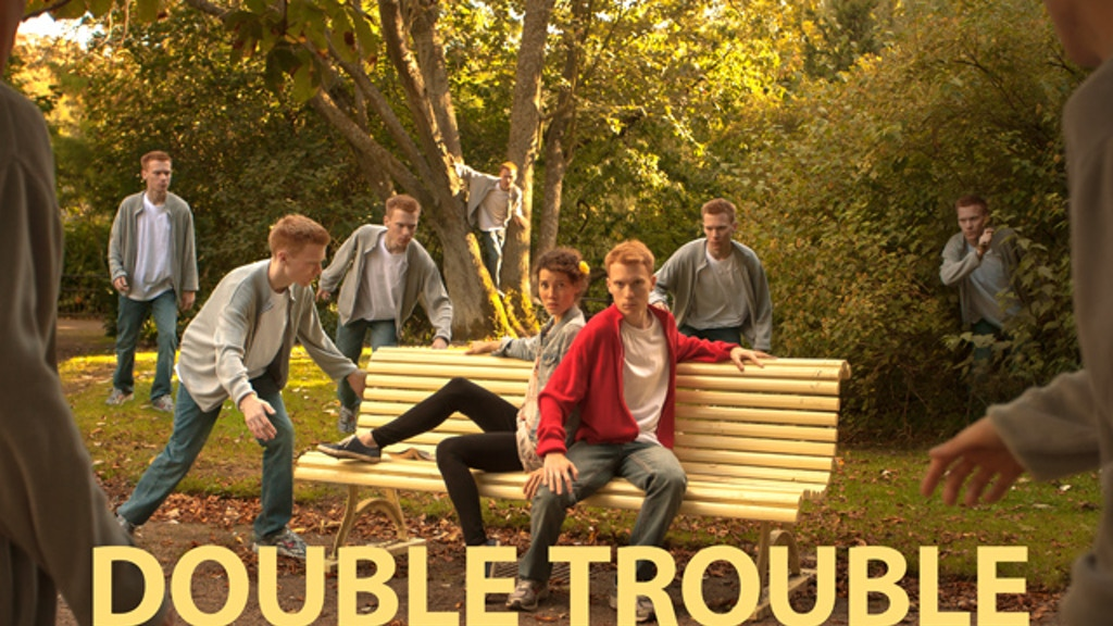 DOUBLE TROUBLE - A Time Travel Comedy project video thumbnail