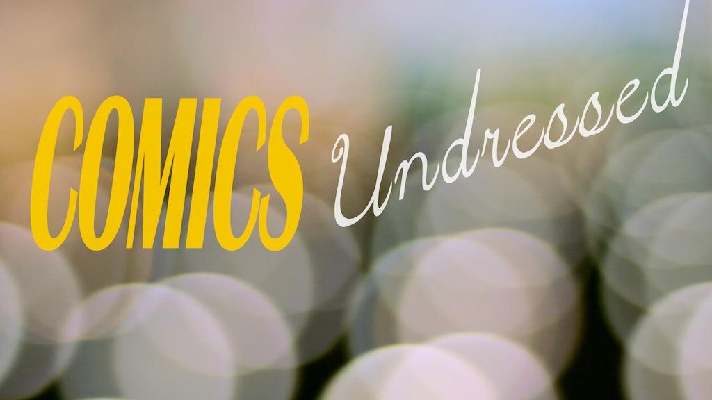 Comics Undressed project video thumbnail