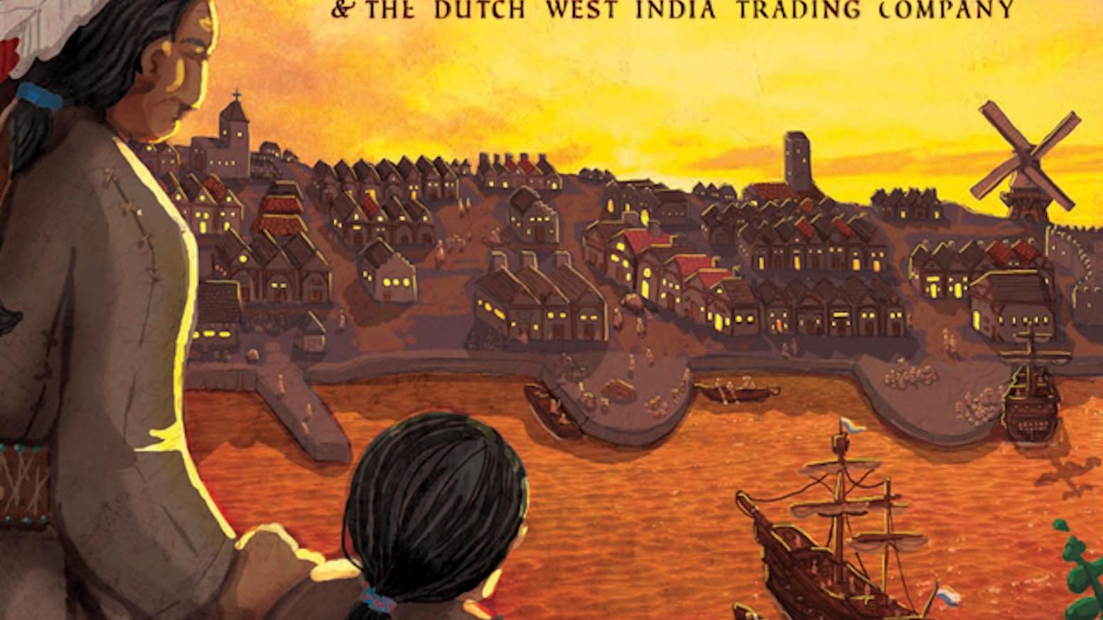 New Amsterdam By Pandasaurus Games Kickstarter