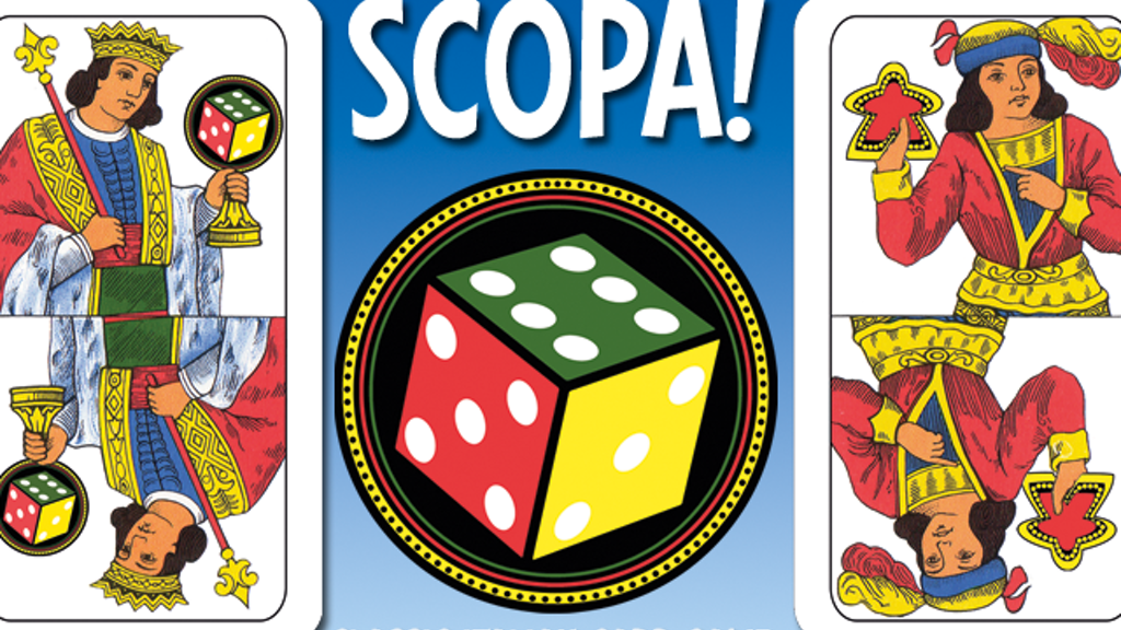 Scopa Playing Cards - Classic Italian Game - Gamer's Edition project video thumbnail