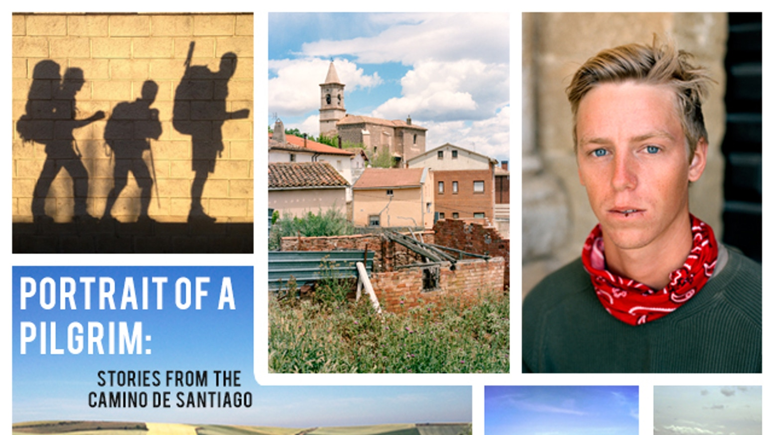 A photographic/multimedia documentary and book sharing the stories of pilgrims and the villages along the Camino de Santiago.