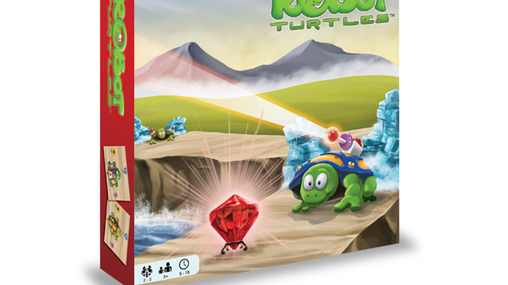 Robot Turtles: The Board Game for Little Programmers project video thumbnail