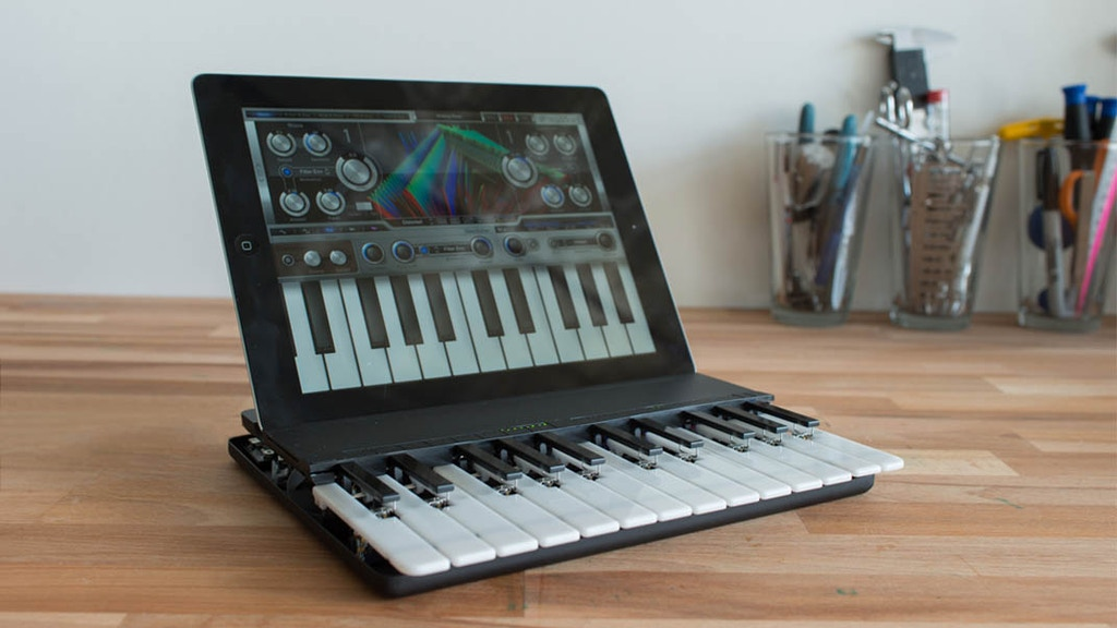 C.24 - The Music Keyboard for iPad project video thumbnail