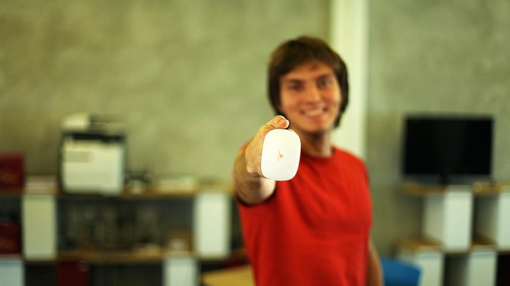 iMotion – Haptic feedback virtual reality motion control project video thumbnail