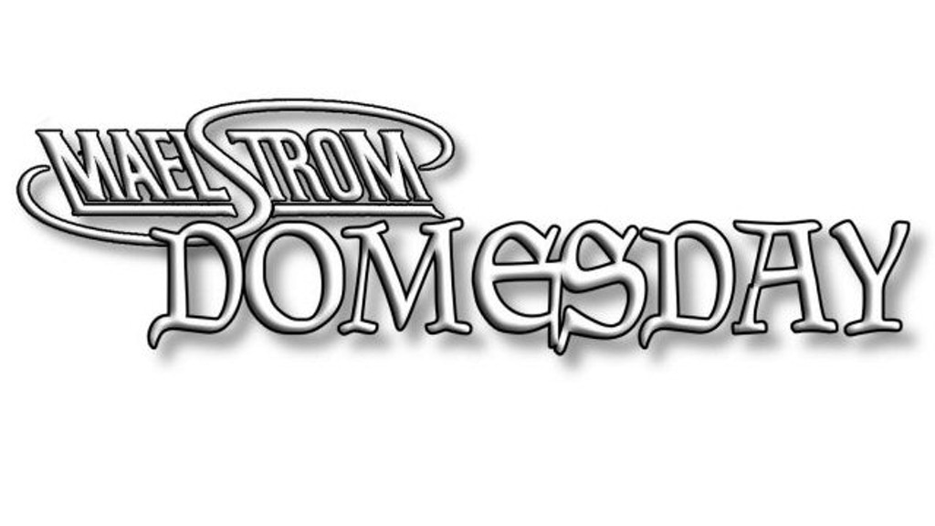 Maelstrom Domesday RPG by Graham Bottley — Kickstarter