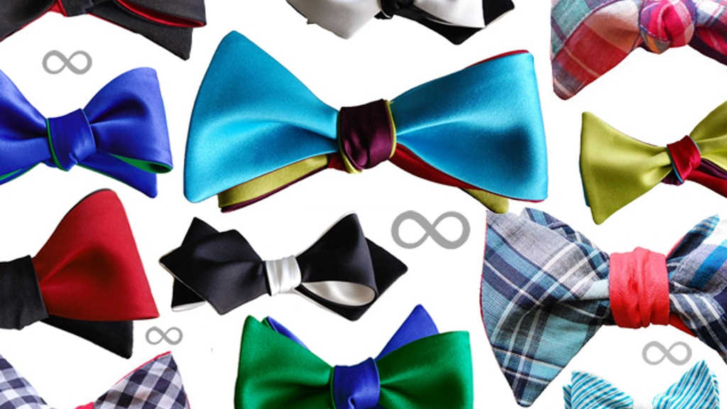 Knot Theory: Bow Ties with Infinite Looks project video thumbnail