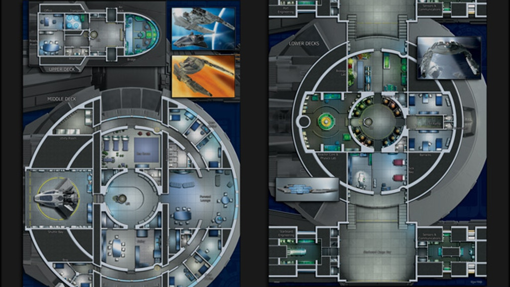Cygnus: Starship Deckplans project video thumbnail