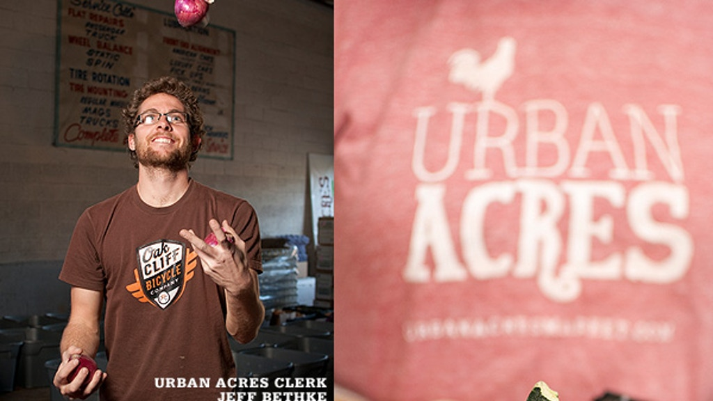Urban Acres Farmstead - Bringing the Farm to Dallas project video thumbnail