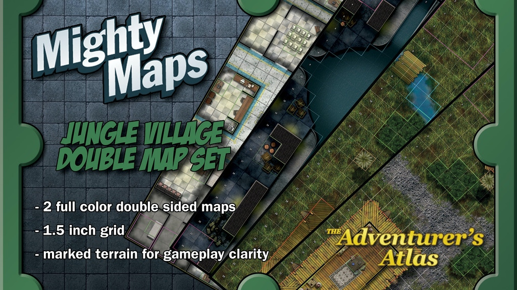 Project image for MIghty Maps, maps for all occasions!