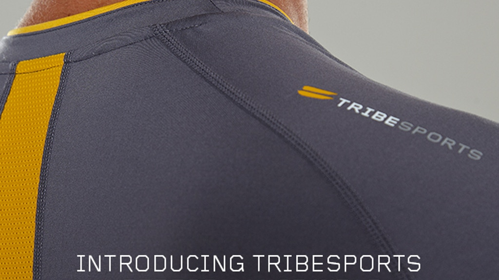 Tribesports: Revolutionizing the sportswear industry project video thumbnail
