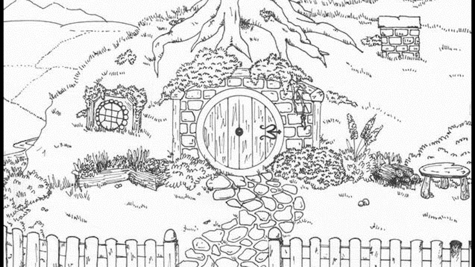 Home-built Hobbit House by Zachary V. Whitten — Kickstarter