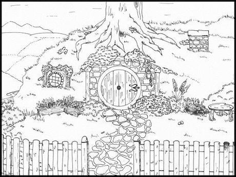 Home-built Hobbit House by Zachary V. Whitten —Kickstarter