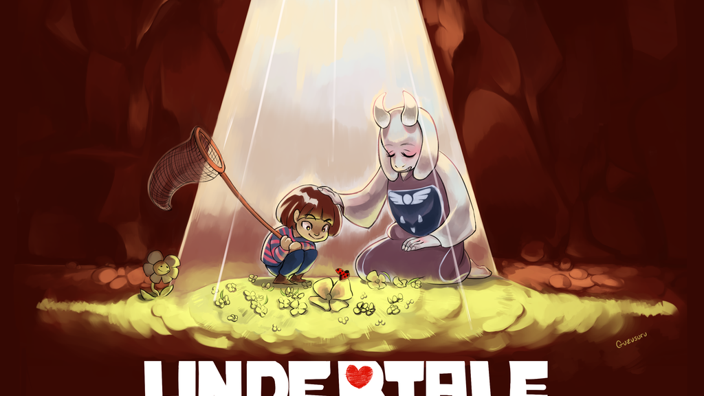 UnderTale project video thumbnail