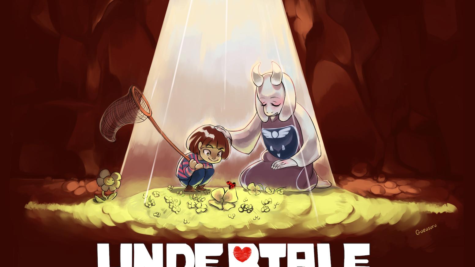 UnderTale by Toby Fox — Kickstarter