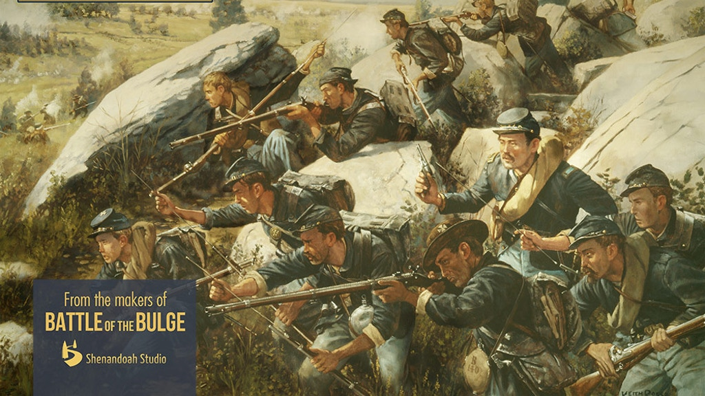 Gettysburg: The Tide Turns - iPad & iPhone Wargaming project video thumbnail