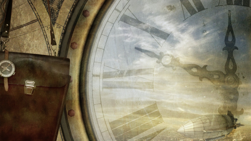 Time Traveled Tales: A Speculative Fiction Anthology project video thumbnail