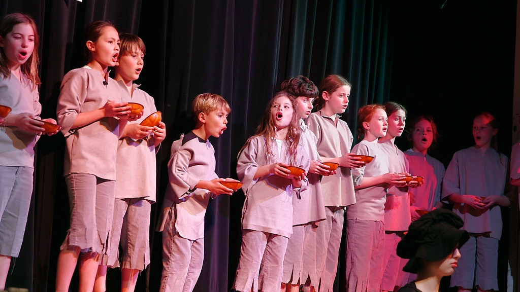 Salesian Theatre Kids Sing for Supper....and Anything Goes! project video thumbnail