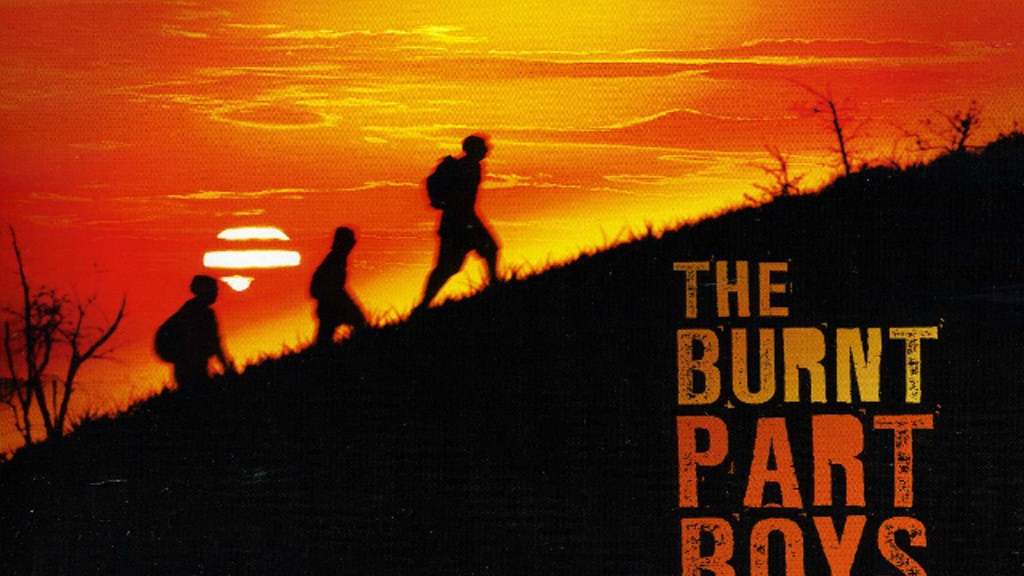 The west coast premiere of The Burnt Part Boys project video thumbnail