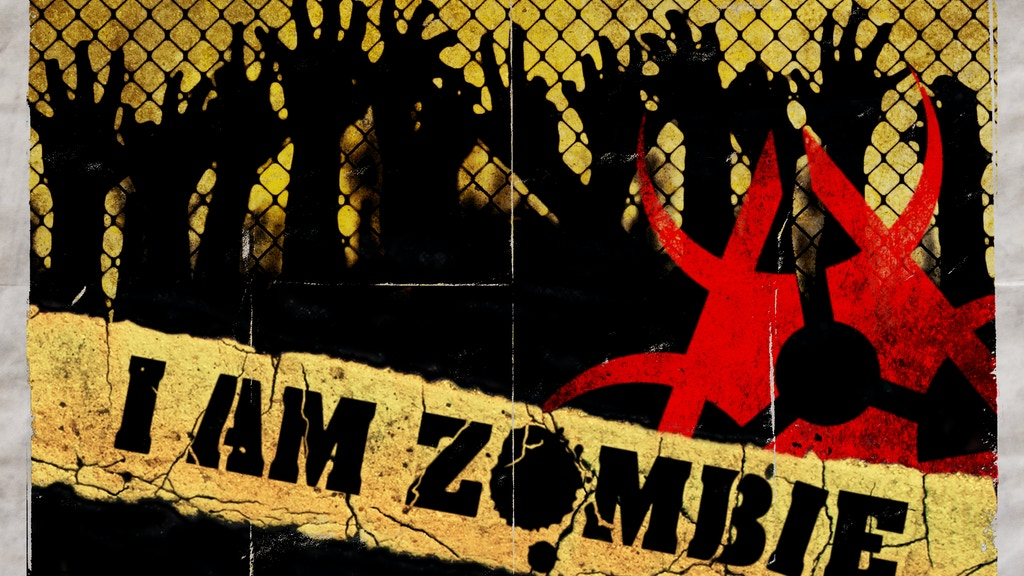 I AM ZOMBIE: Field Manual & RPG project video thumbnail