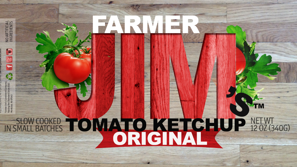 Farmer Jim's Tomato Ketchup project video thumbnail