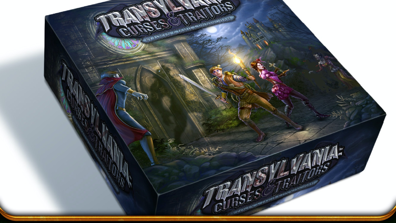 Explore Transylvania. Search for knowledge. Break the curse or transform into a monster. An adventure game where dying is half the fun!