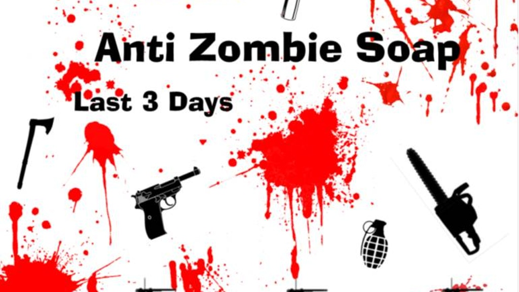 Anti-Zombie-Soap project video thumbnail