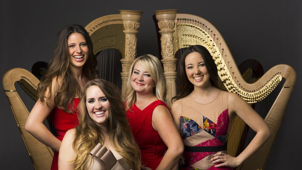 Chicago Harp Quartet - Debut Album project video thumbnail