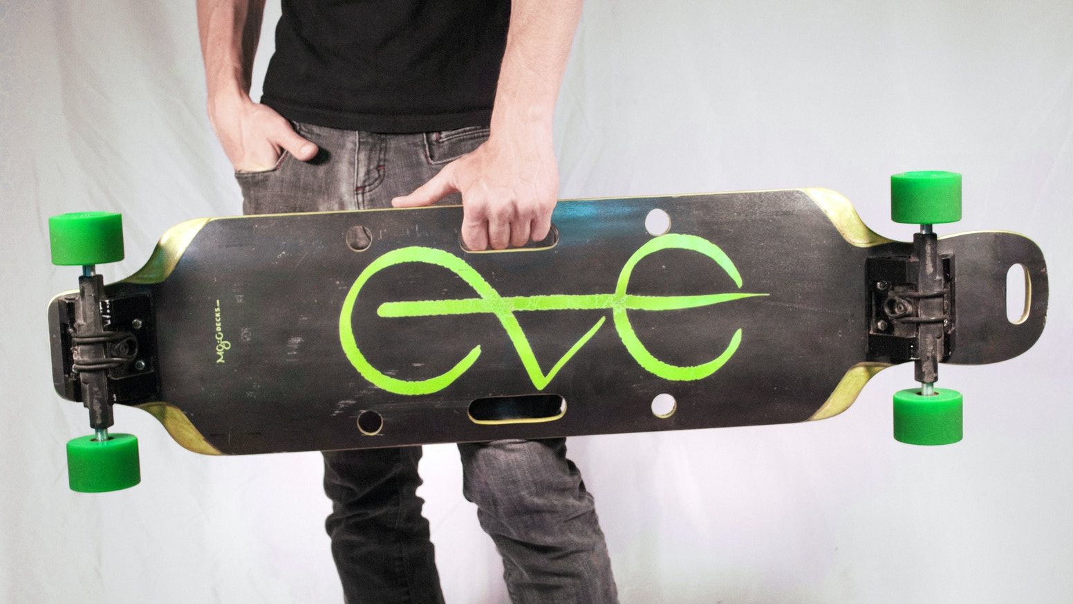 The EVE longboard, its for you in every way possible.