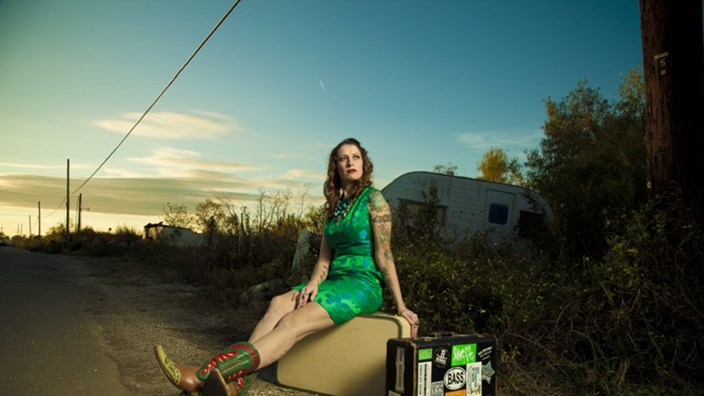 "Gal Holiday and the Honky Tonk Revue ""South of I-12"" project video thumbnail"