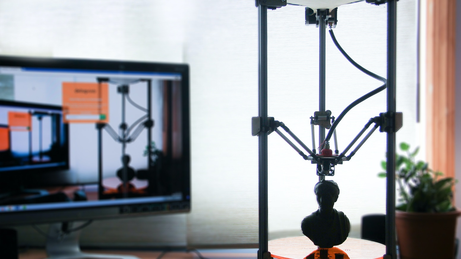 The Deltaprintr is the most affordable 3D Printer starting at $499.