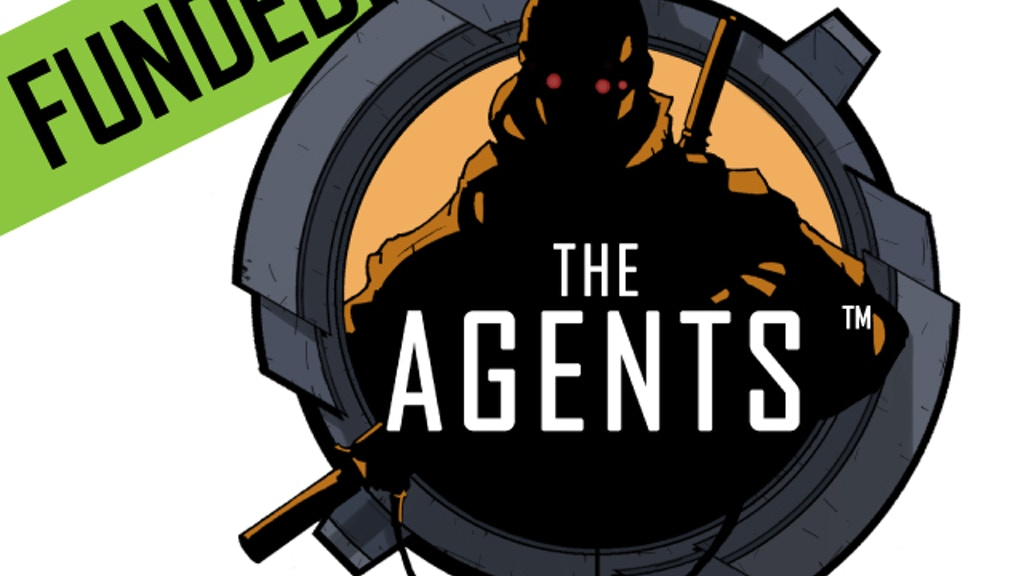 THE AGENTS - A Double-edged Cards Game project video thumbnail