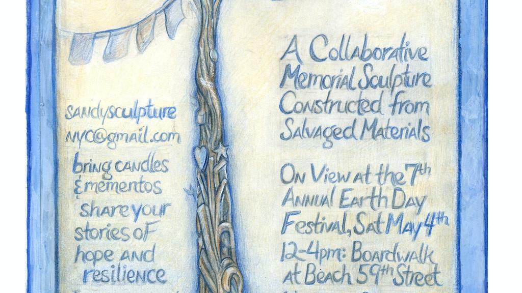Sea Song: A Collaborative Sandy Memorial Sculpture project video thumbnail