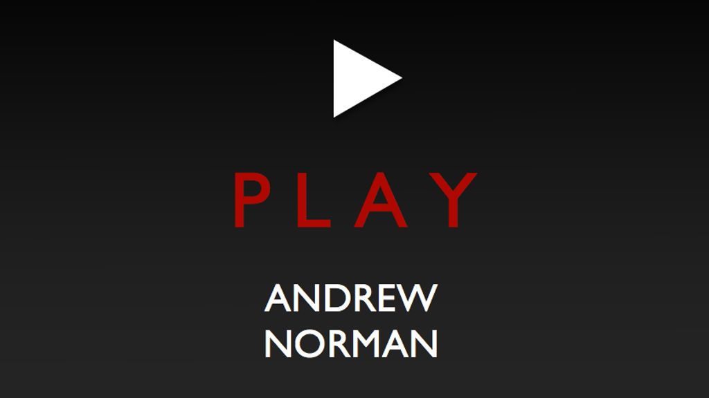 Andrew Norman - Play project video thumbnail